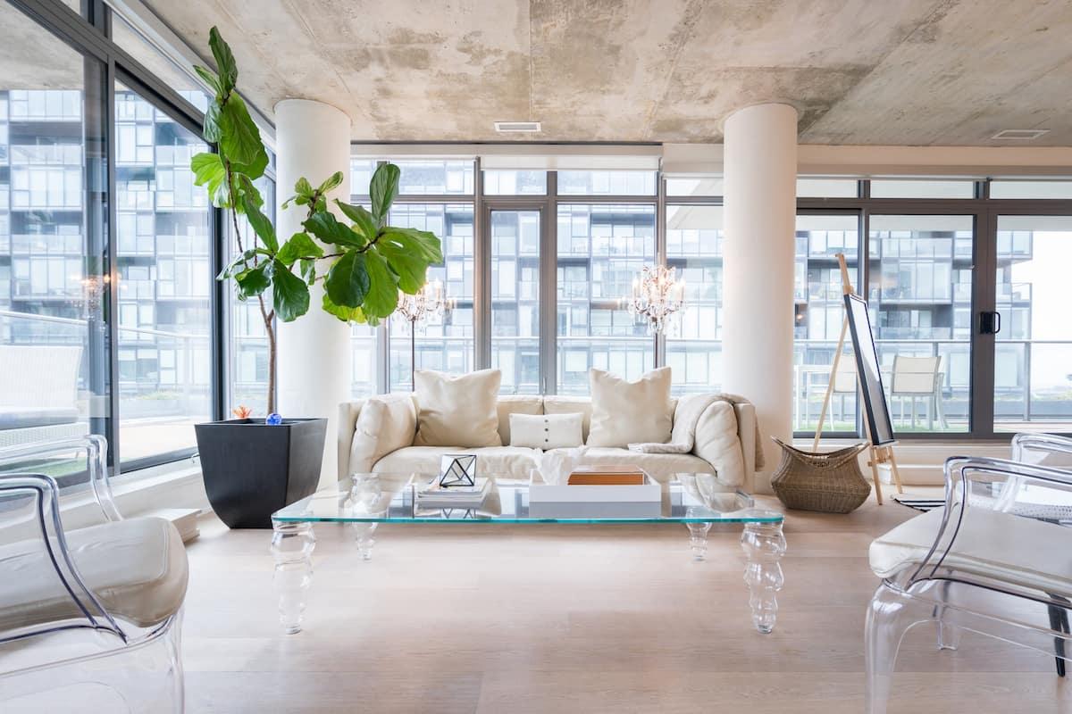 One of a Kind Luxury Loft in King West w/ Terrace