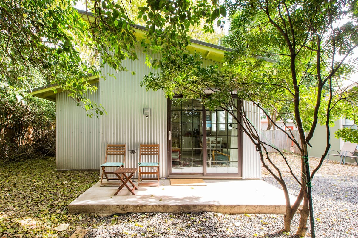 Chill & Unwind in This Charming East Austin Casita