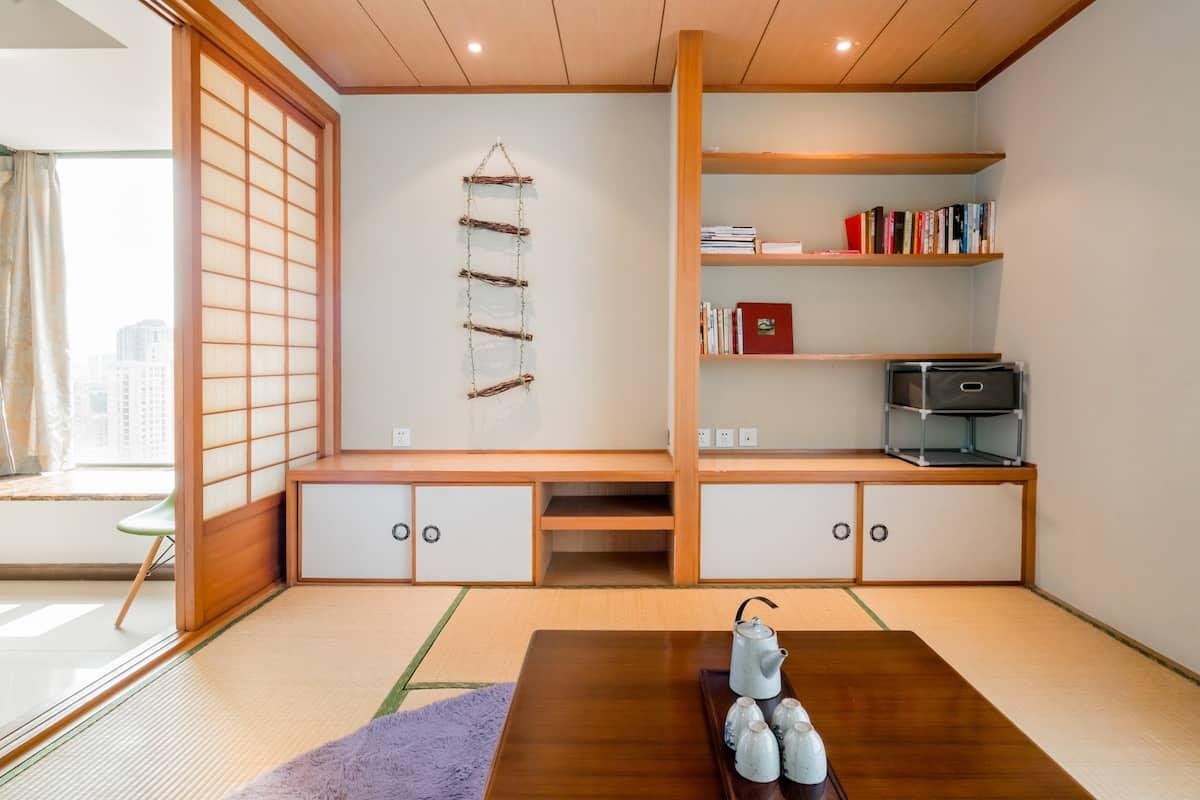 有山丨徐家汇高层景观大平层四室两卫 Designer Home in Xujiahui