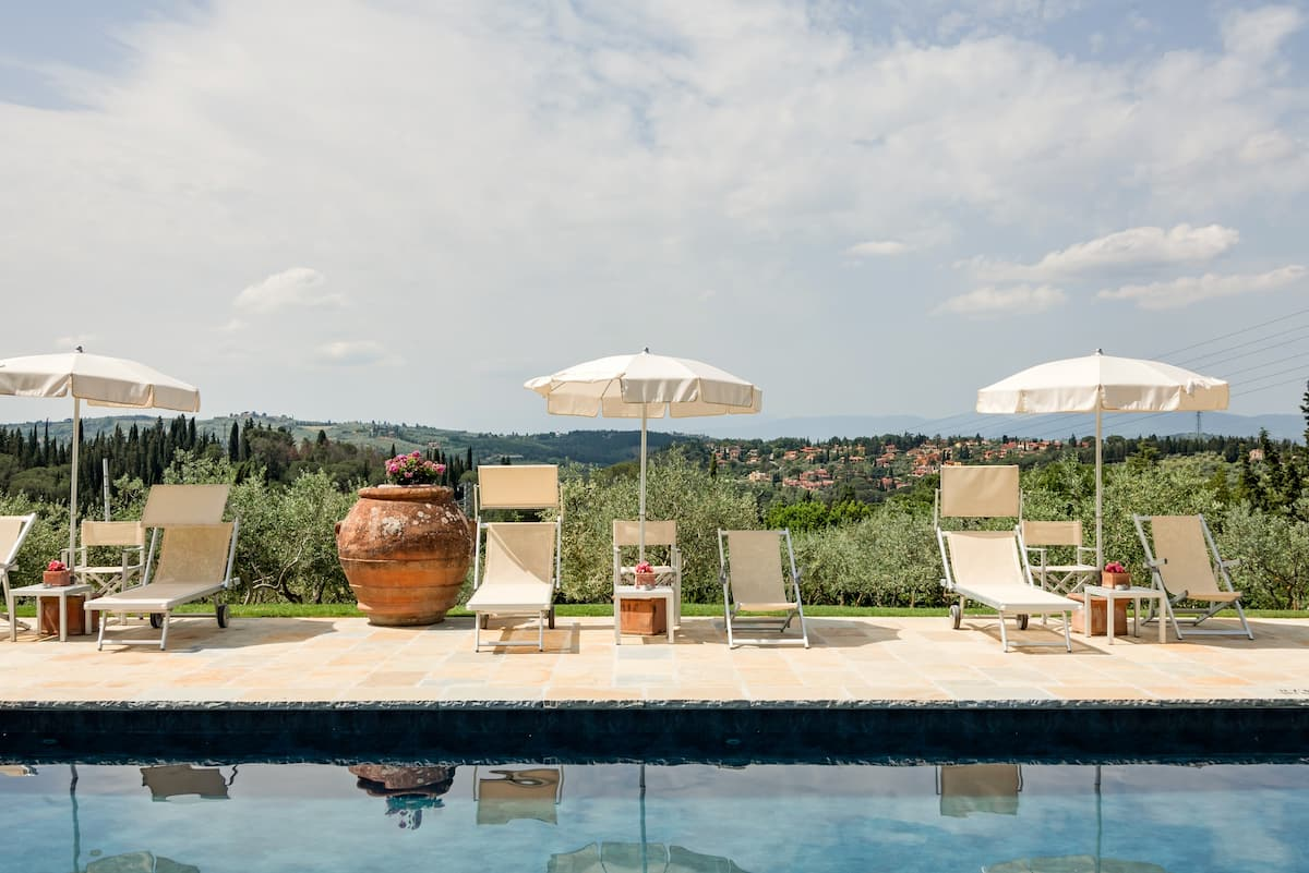 Stroll Through the Olive Groves at a Working Organic Farm