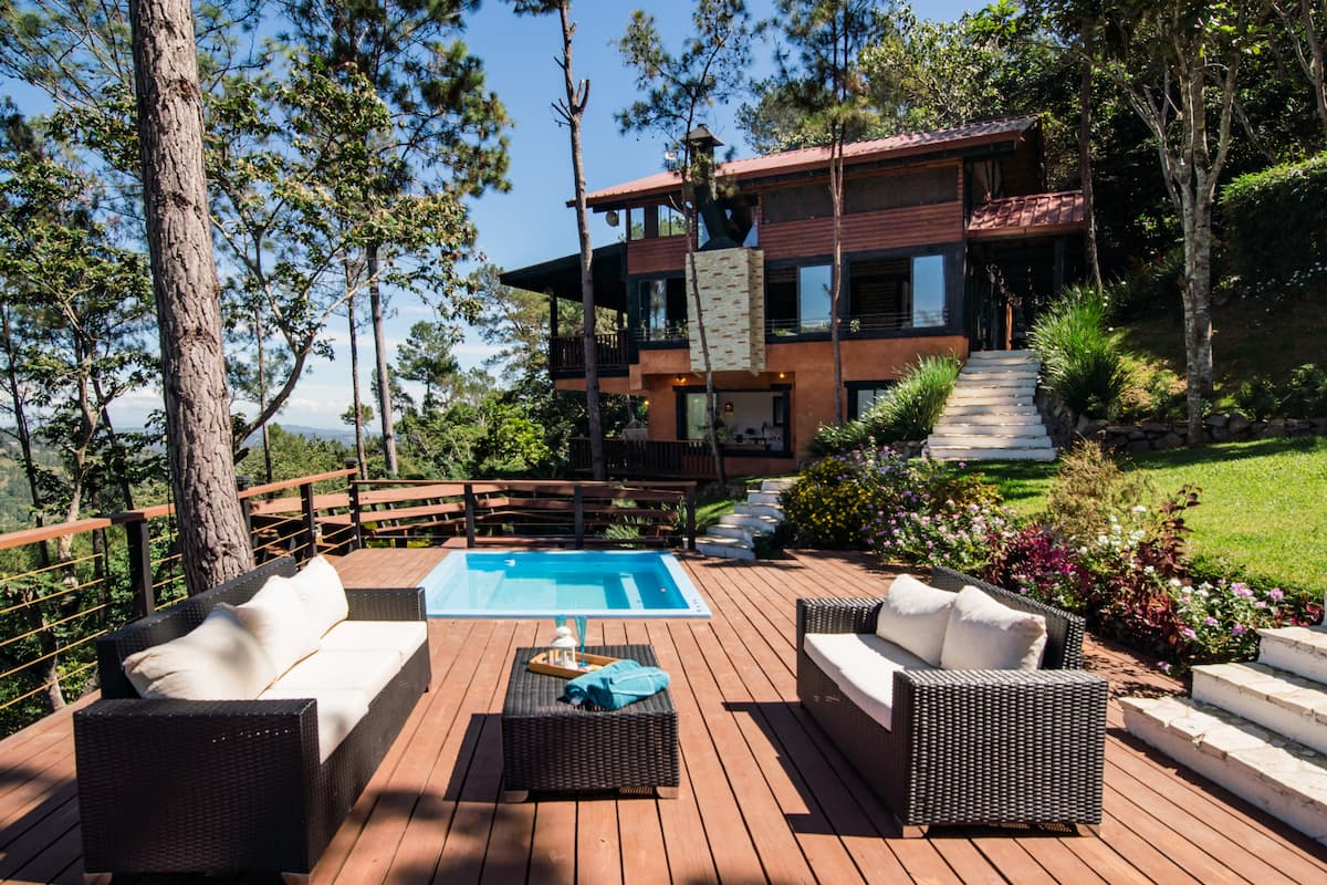 Quintas del Bosque, cálida villa en las montañas rodeada de naturaleza