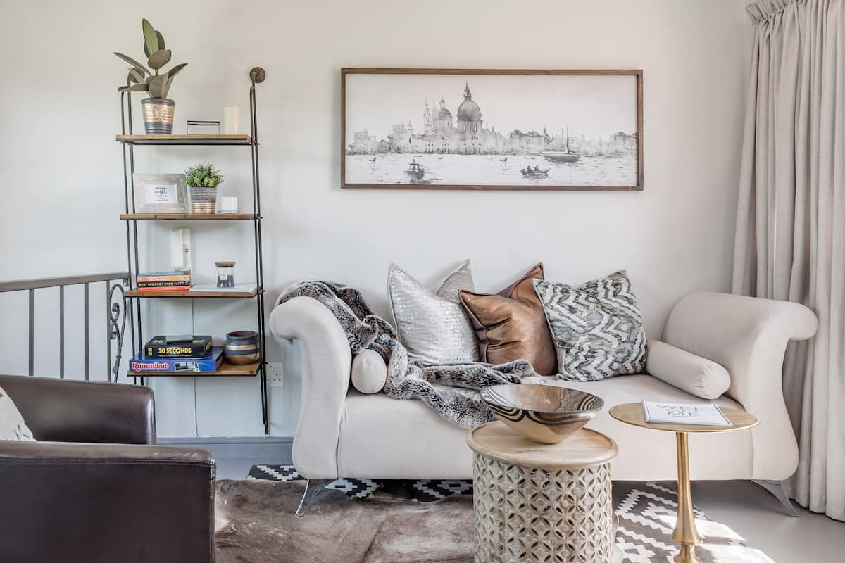 Curated Scandinavian Style Apartment