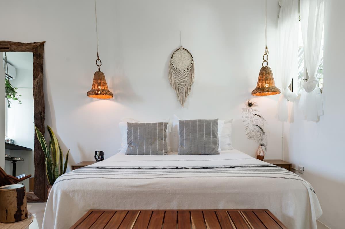 Sensual Studio In Tulum With Exotic Jungle Garden & Pool