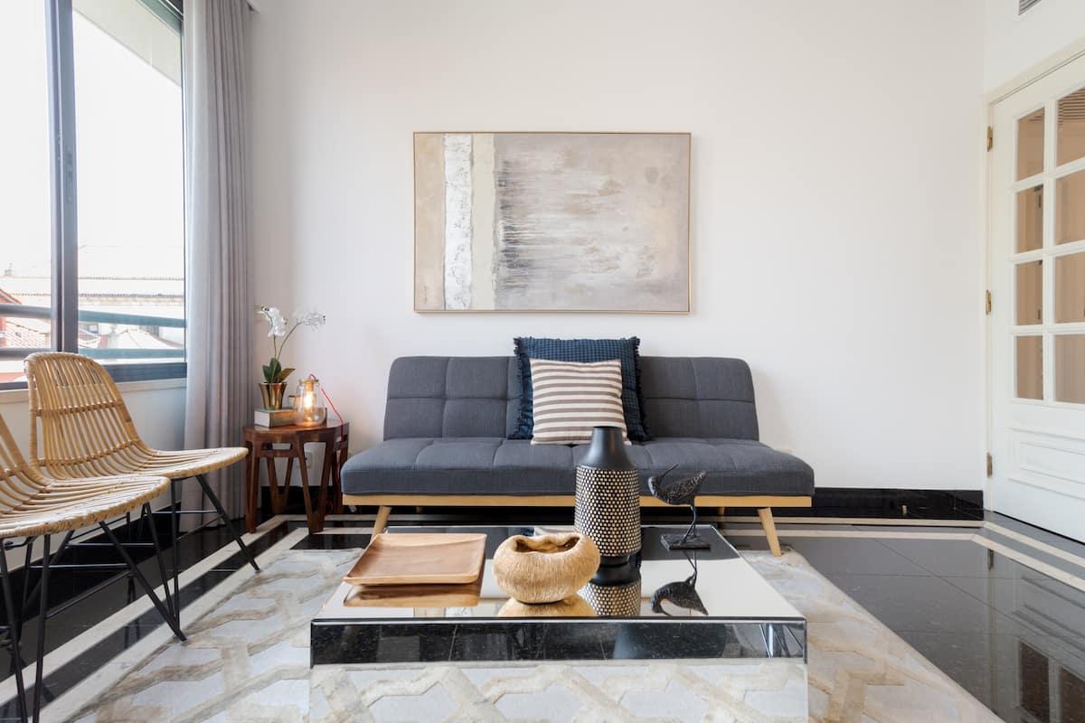 Apartamento Moderno perto da Gulbenkian