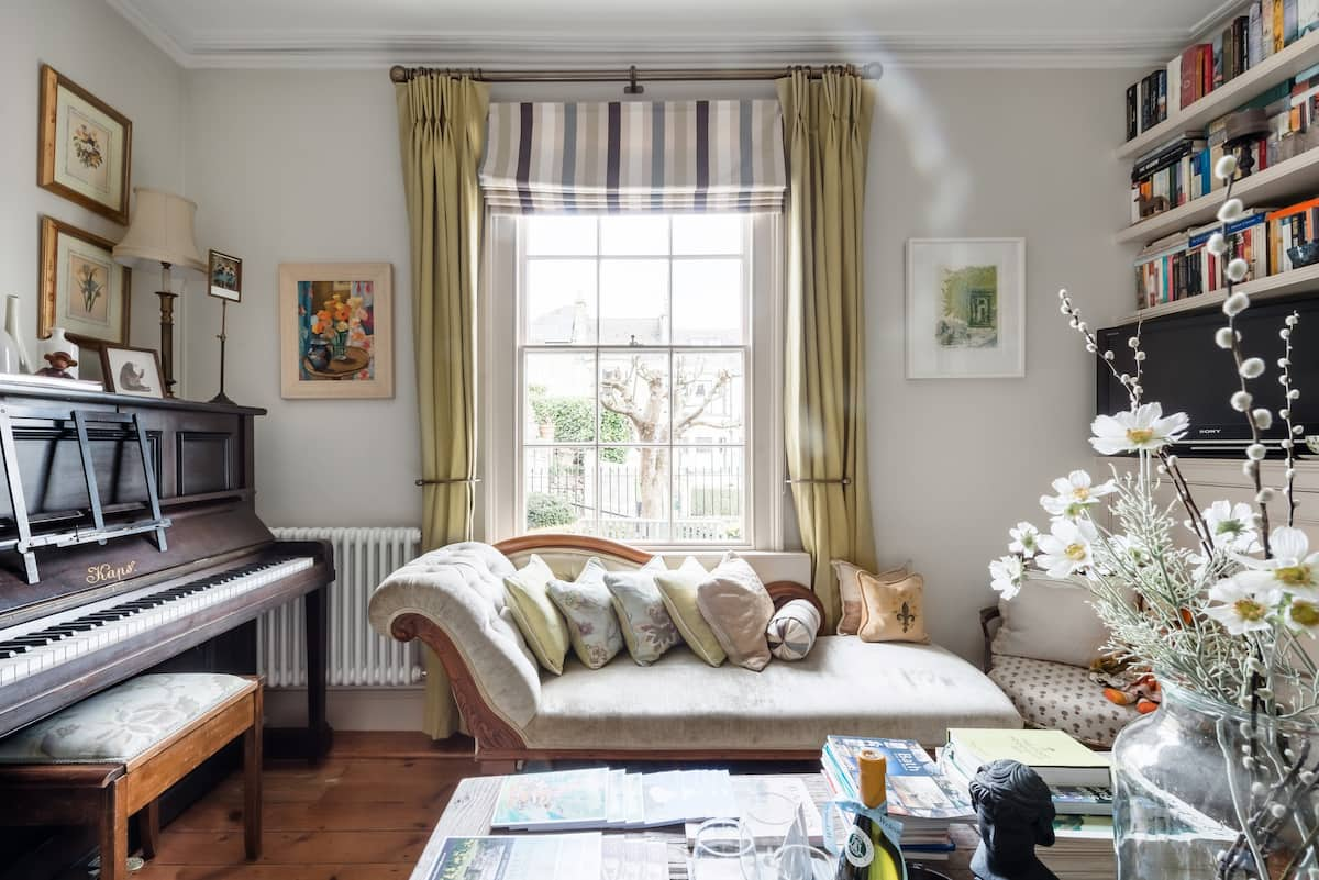 Wonderfully Stylish Classic Georgian Townhouse with Parking