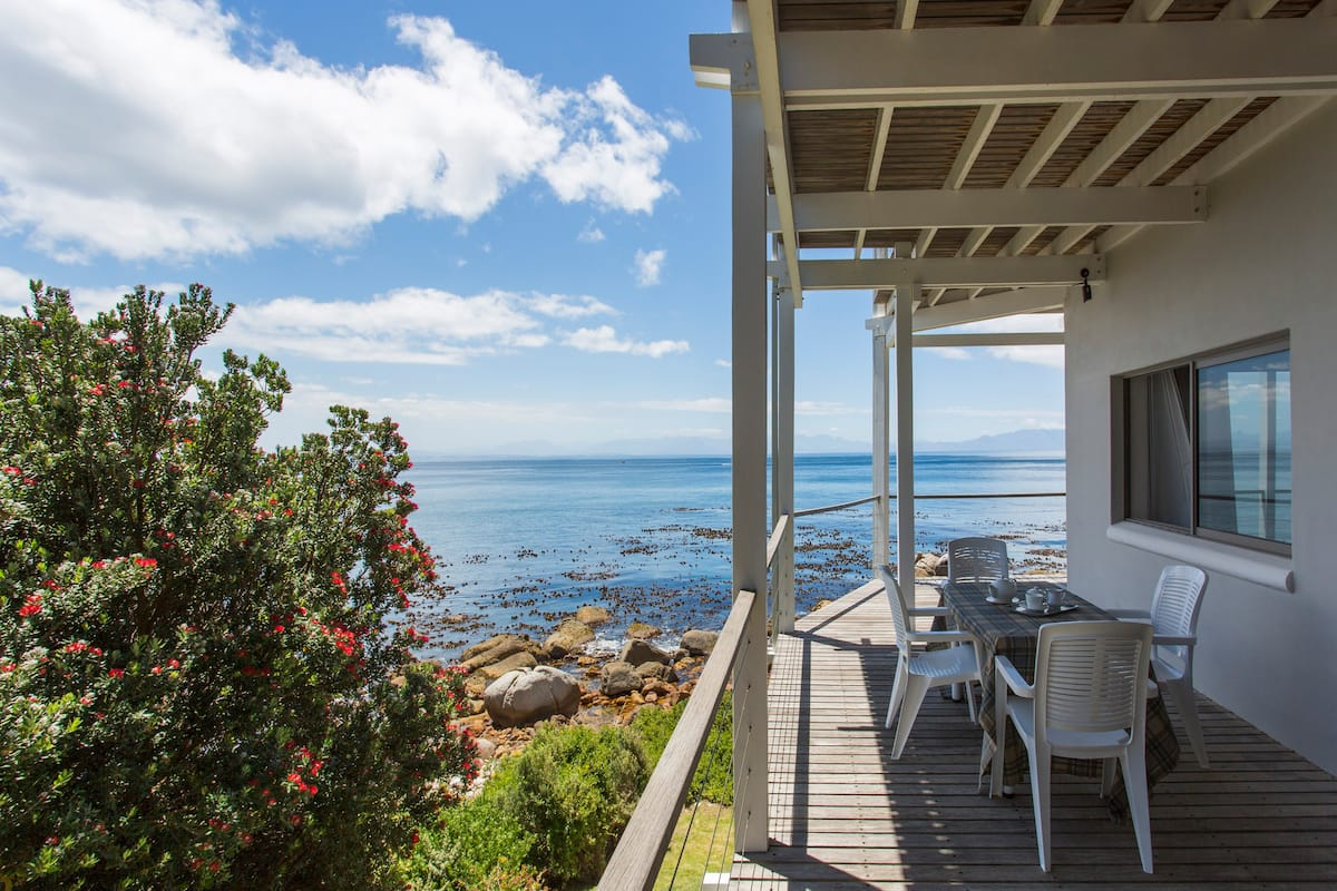 Oceanside Villa on the Water near Cape of Good Hope Reserve