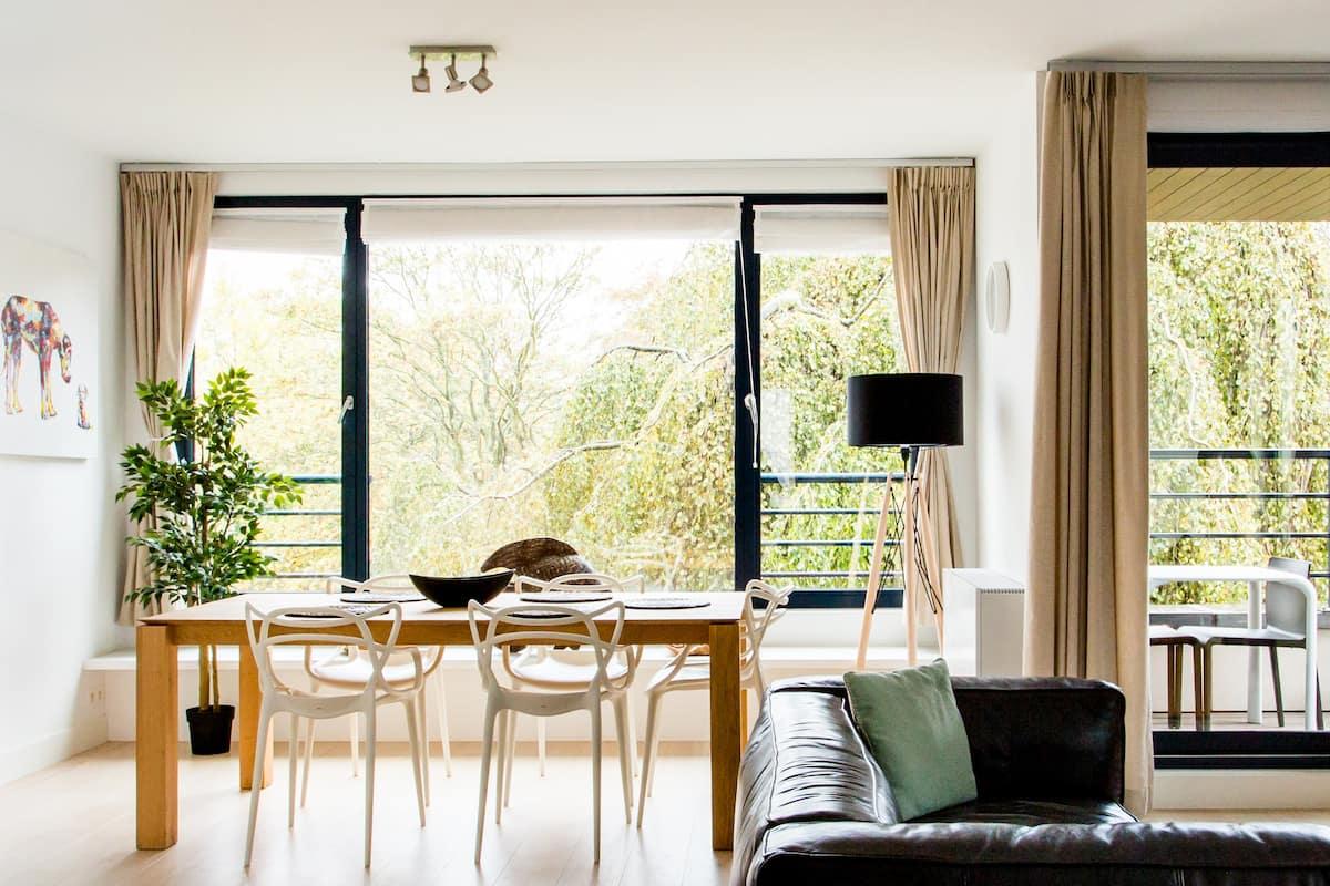 Appartement moderne et très lumineux à Bruxelles