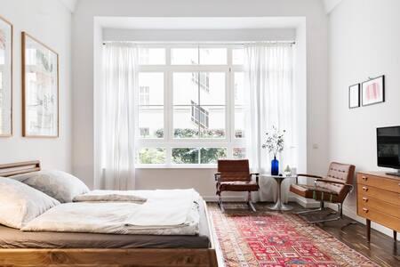Gemütliches Apartment mit Vogelzwitschern