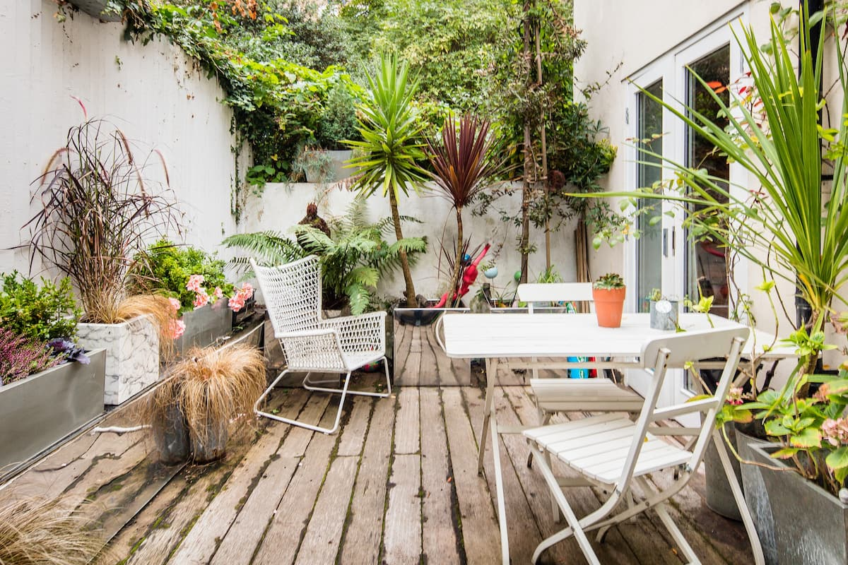 Peaceful Private Oasis in a Historic Building in Islington