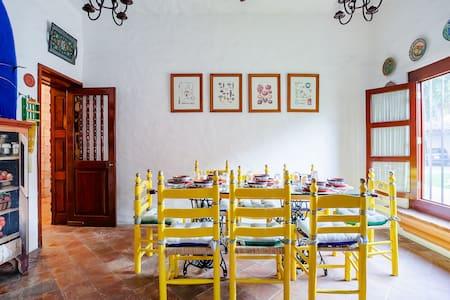 Casona boutique ideal para la familia, vacaciones y home office.