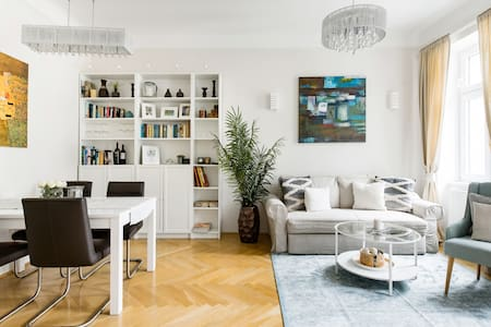 Trendy Viennese Apartment close to City Center