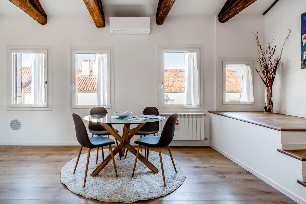 Piacevole appartamento veneziano, tra luce e modernità