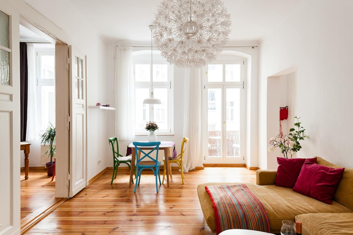 Charming Prenzlauer Berg Apartment in Heart of Bötzow