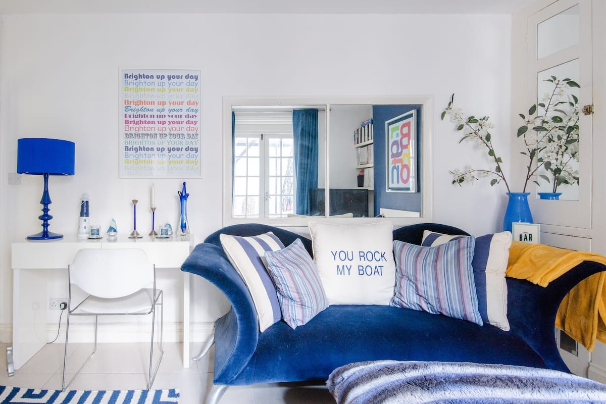 Eclectic, Exclusive, Original and Stylish Townhouse.