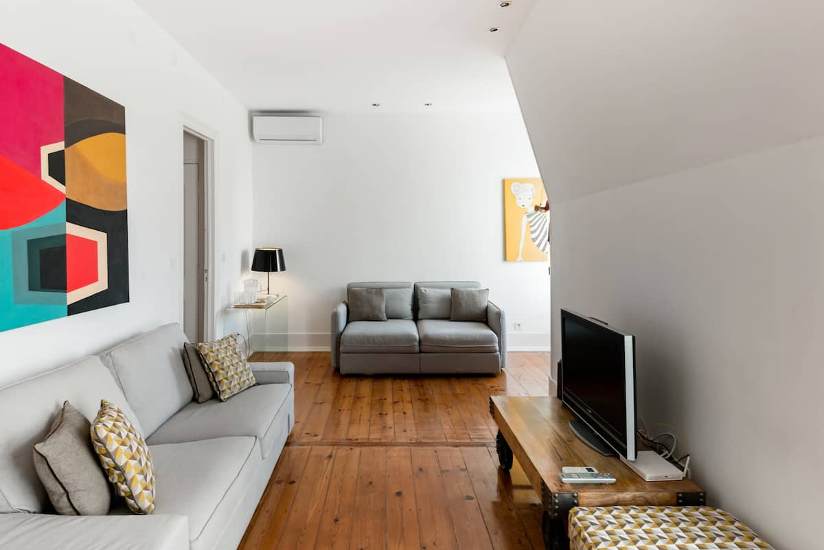 Design Sta Marta/ Liberdade Apartment