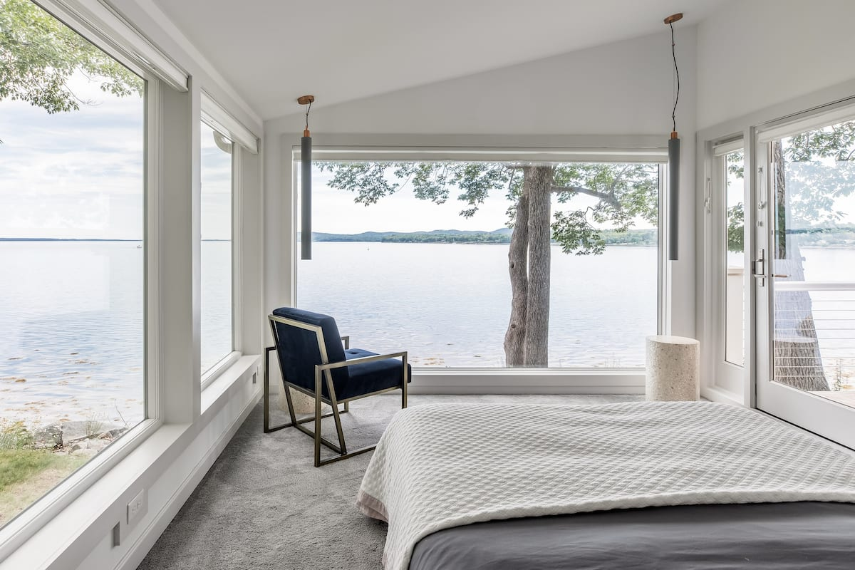 Tranquil Waterfront Heaven in Mid-Coast Maine