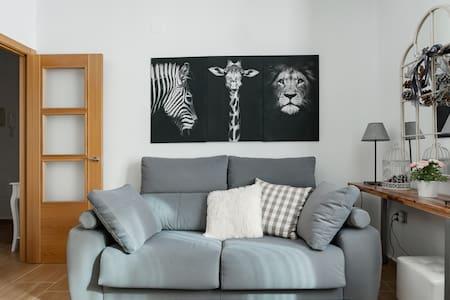 Confortable apartamento en pleno centro de Huelva