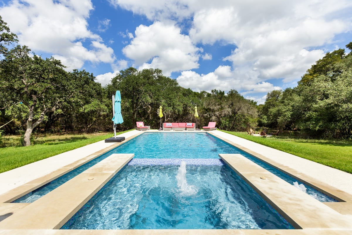 Get Back to Nature at Secluded Hill Country Oasis