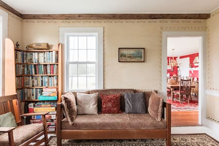 Escape to an Antique-Filled Farmhouse on Great Cranberry