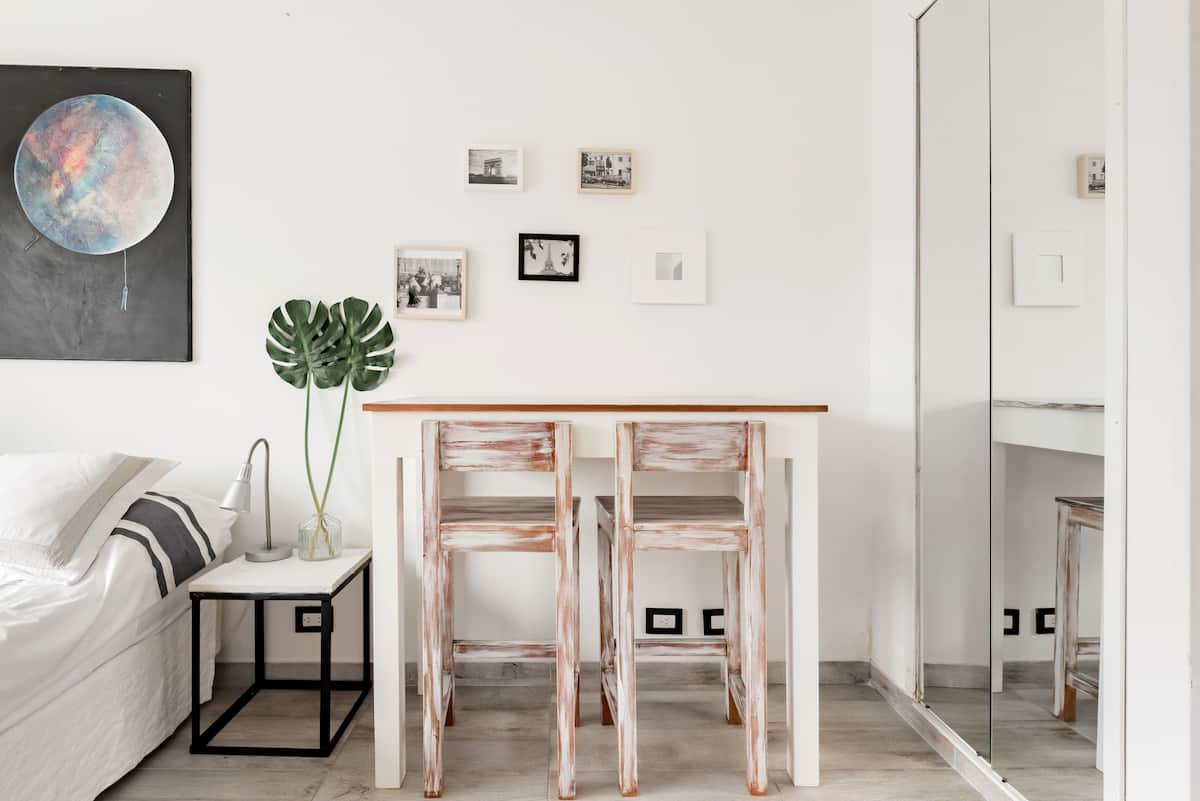 Chic, Remodeled Studio in the Historic Recoleta District