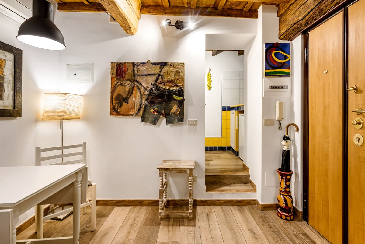 Charming Apartment near Campo de' Fiori