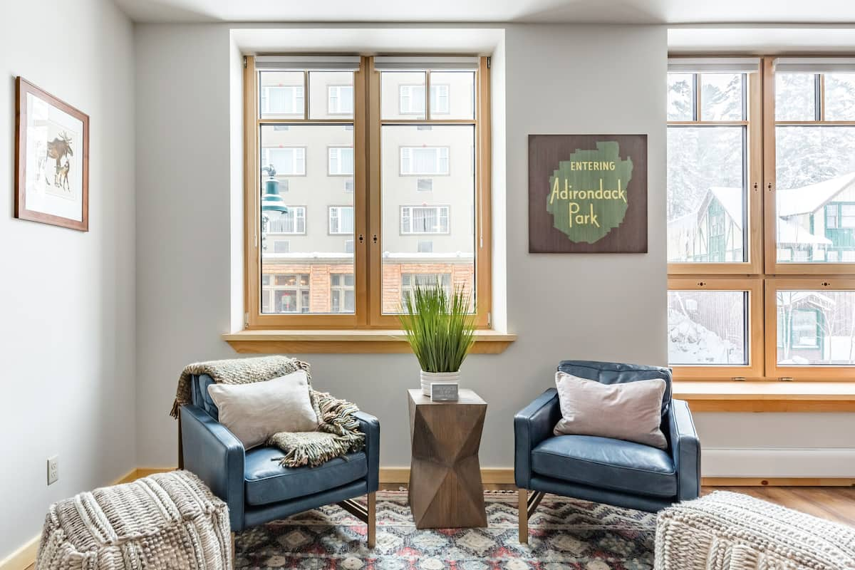 Radiant Apartment in the Heart of Lake Placid