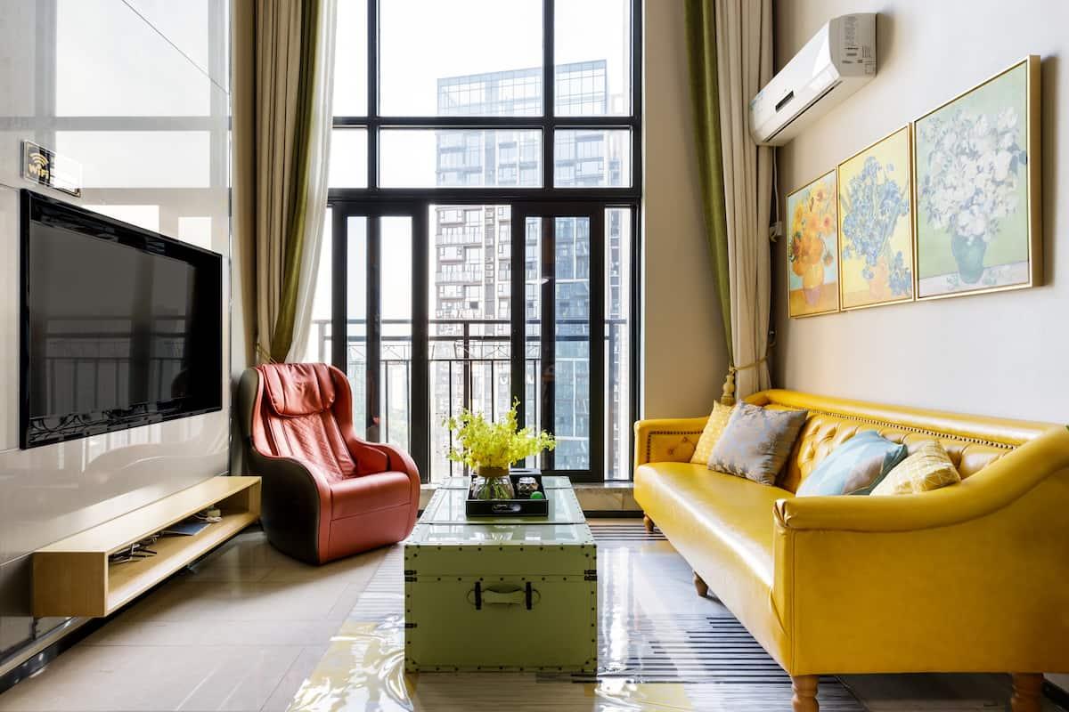 广州长隆景区豪华复式公寓/魅力美式风格设计/长隆野生动物园/国际大马戏/长隆水上乐园/长隆欢乐世界
