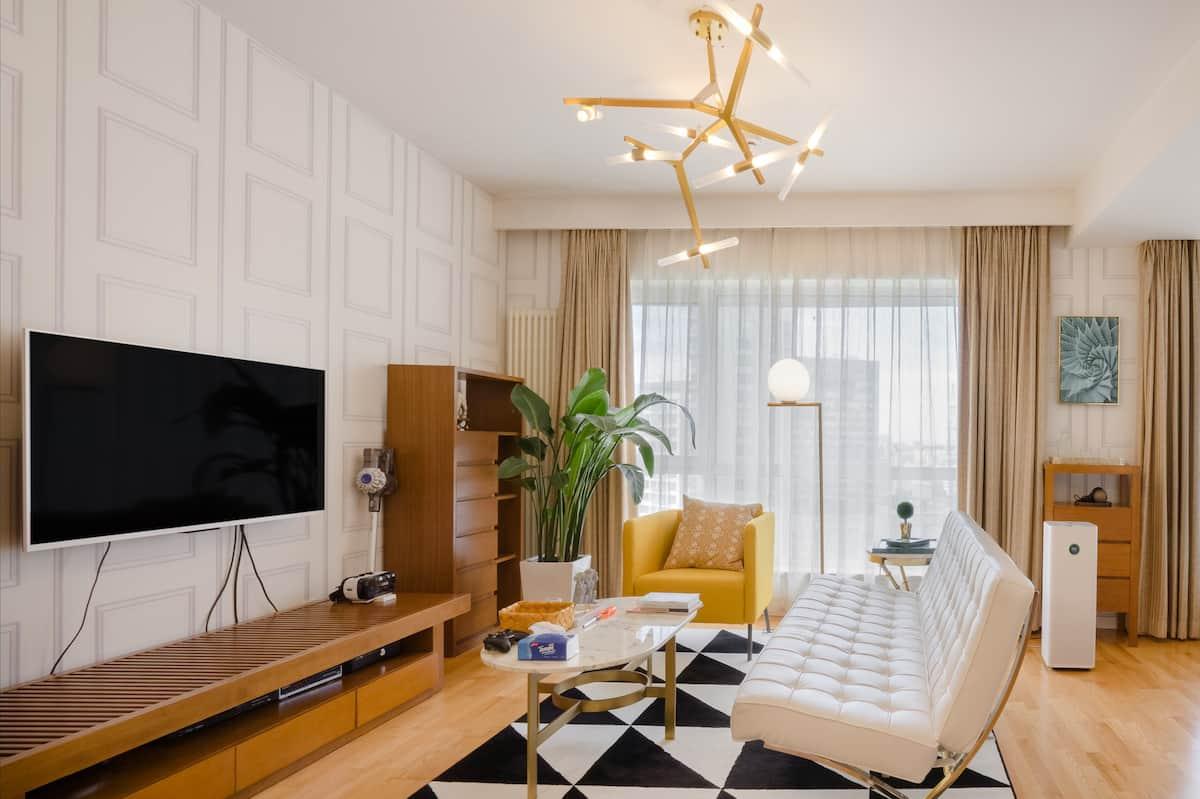 乐Home精致奢华城市中心高级公寓