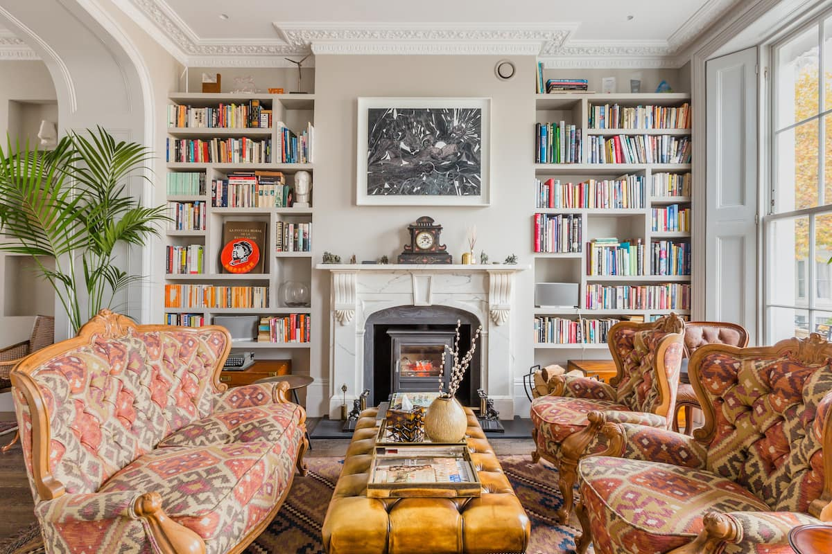 Explore Notting Hill from an Eco-luxury Family Townhouse