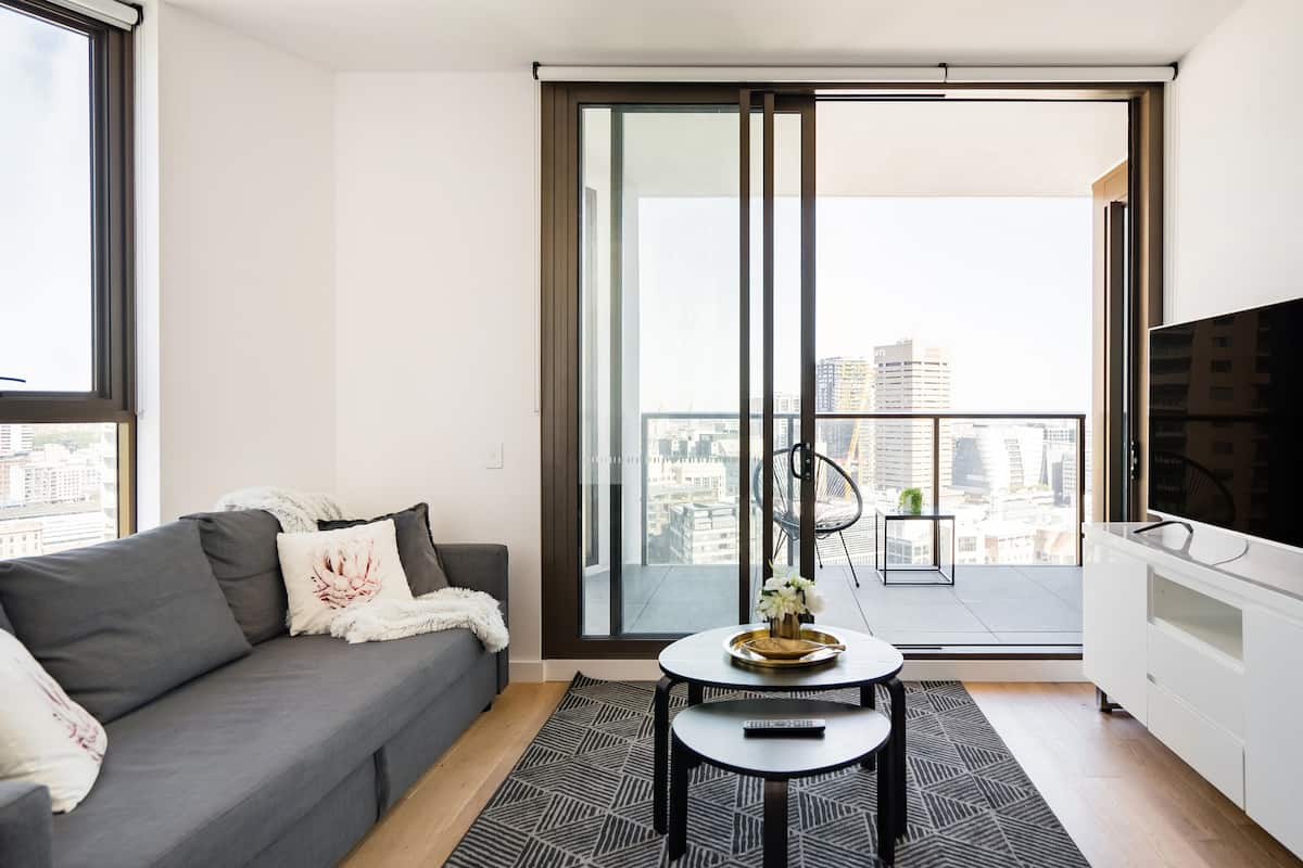 Stunning Darling Harbour Apartment in Heart of CBD