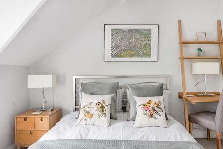 Exceptional Apartment in Glorious Oxford; Views over Park