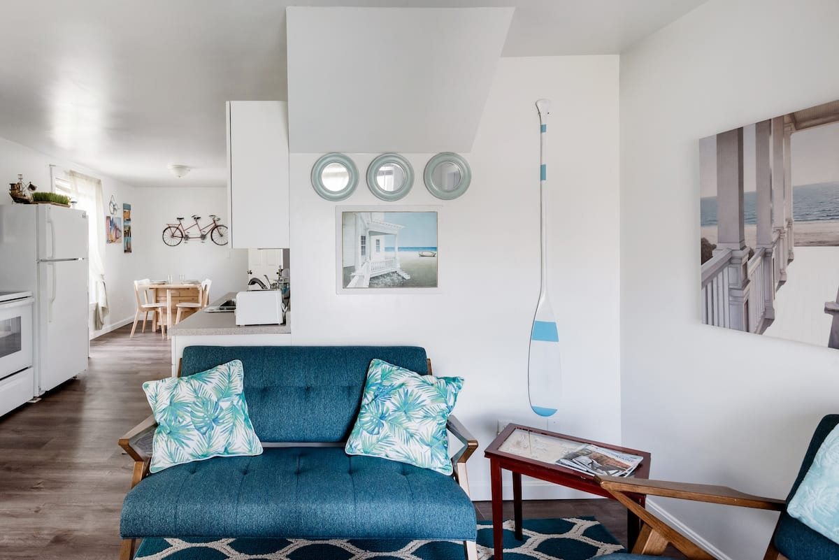 Unplug at a Beachy Bolthole with Classic New England Style