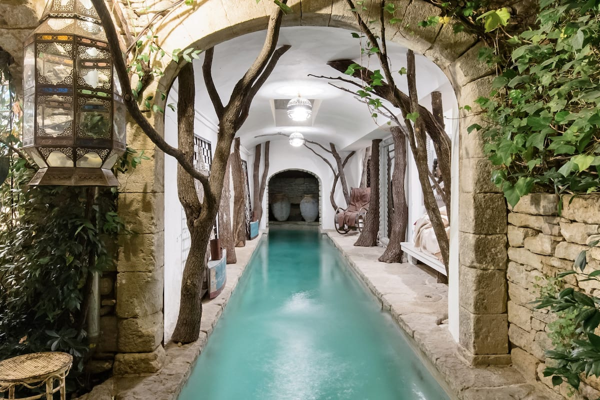 Decorator's Bijou Br 17th C House Terraces Pool