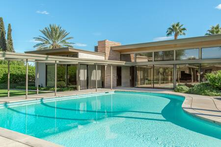 Twin Palms Sinatra Estate