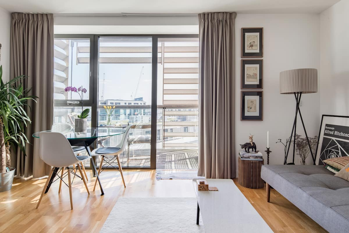 Contemporary Apartment in Cool East London