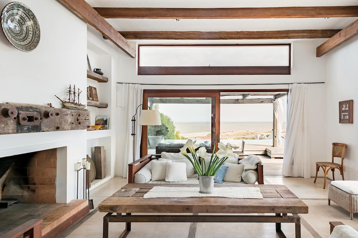 Abadejo House, Disfruta de la vista al mar, con piscina