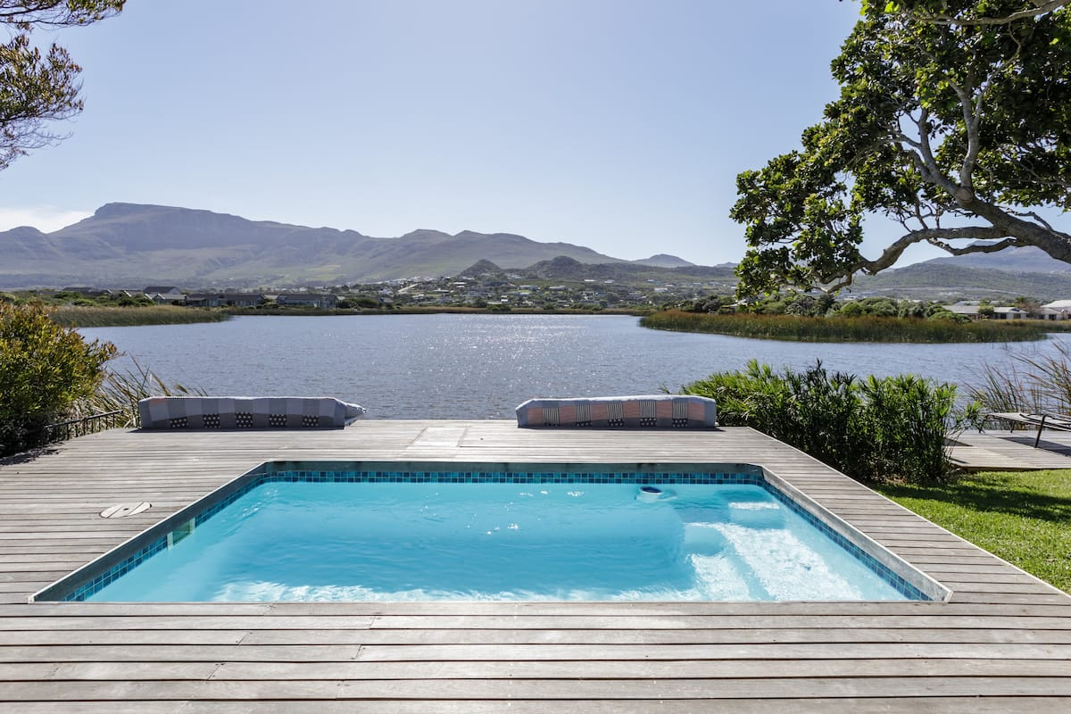 Experience Magic at Superb Lake Shack in Secure Eco-estate