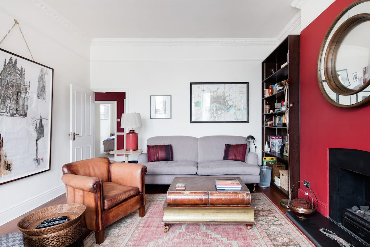 Unique Two Bed Flat in Quiet Road Off Chiswick High Road