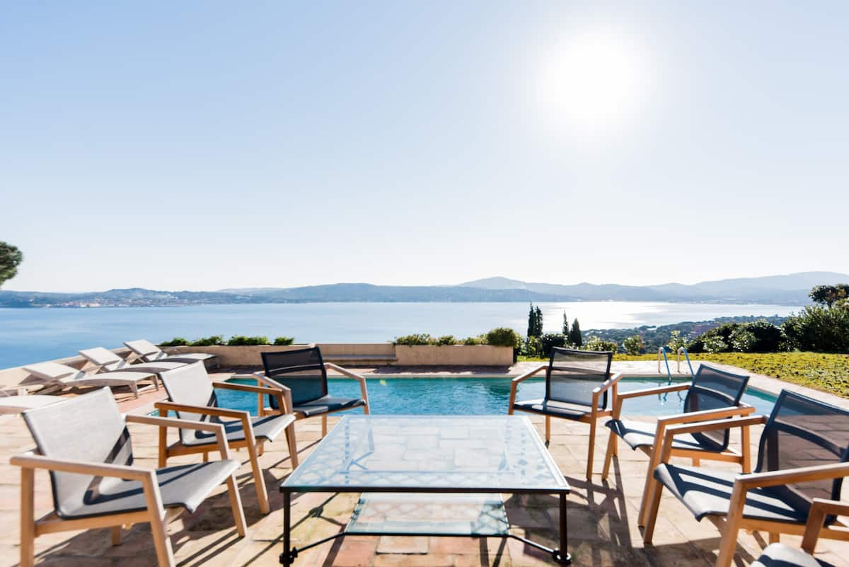 Amazing seaview and peacefull atmosfere to make your holiday unforgettable
