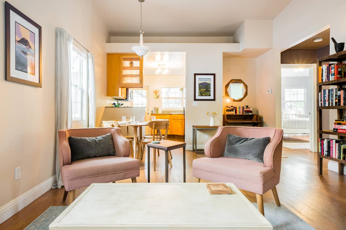 Downtown 1910s Home with Inviting Upgrades