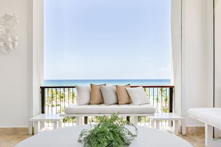 Luxury Cap Cana Beach Penthouse With Chef Included