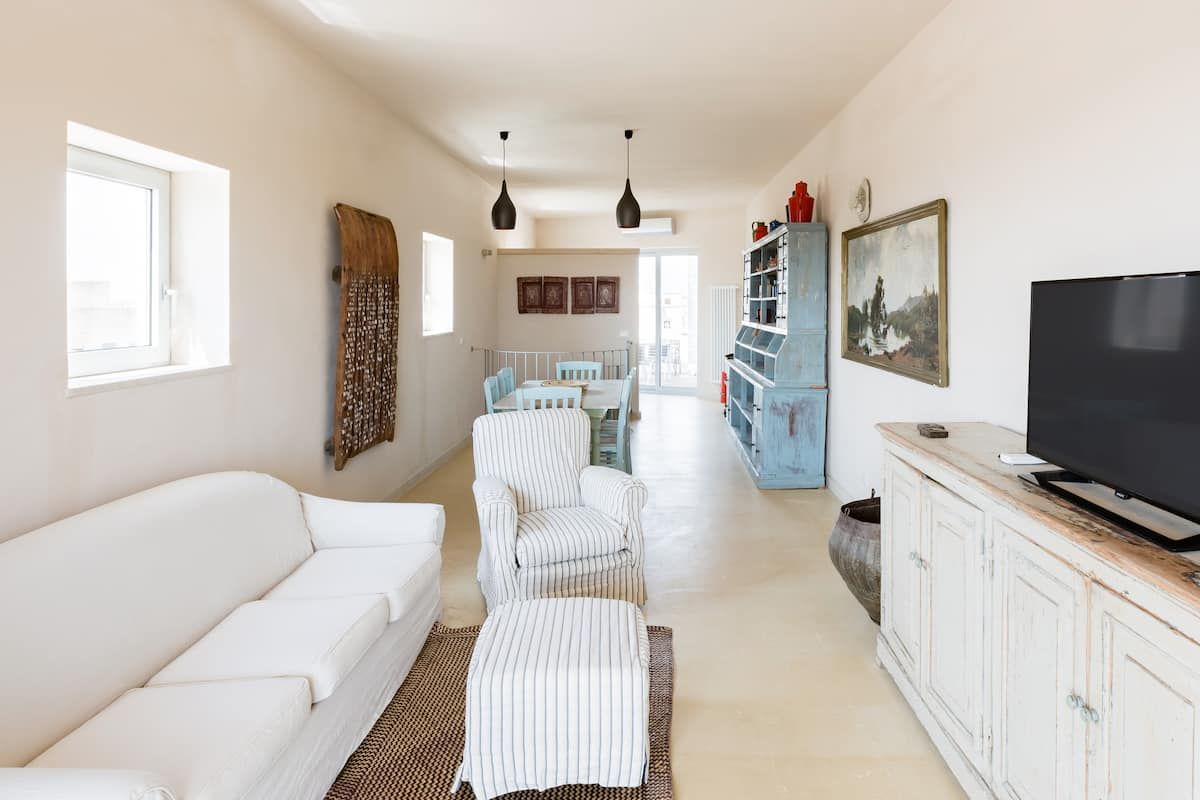 New luxury Salento's apt with pool and private garden
