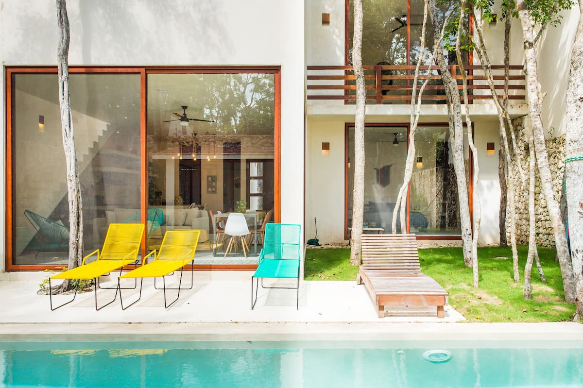 Feb Offer Magical Villa in the Caribbean Jungle