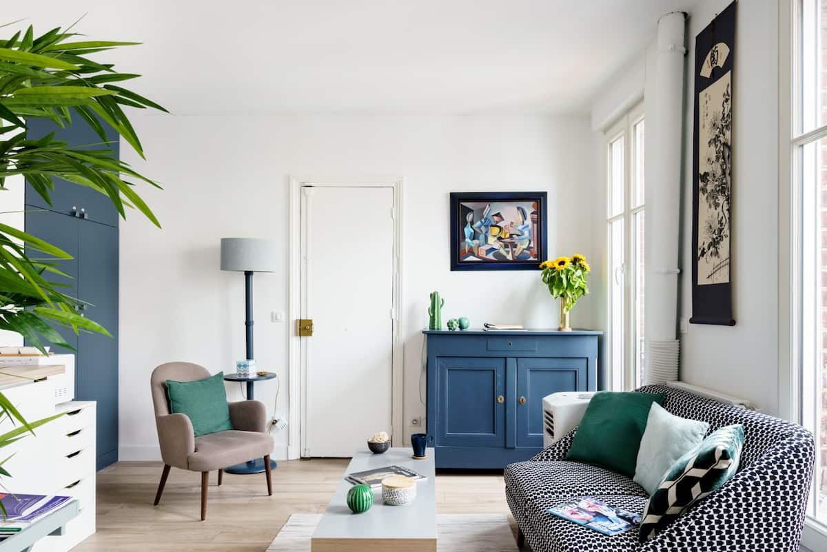 Explore Paris from this Chic Apartment Home