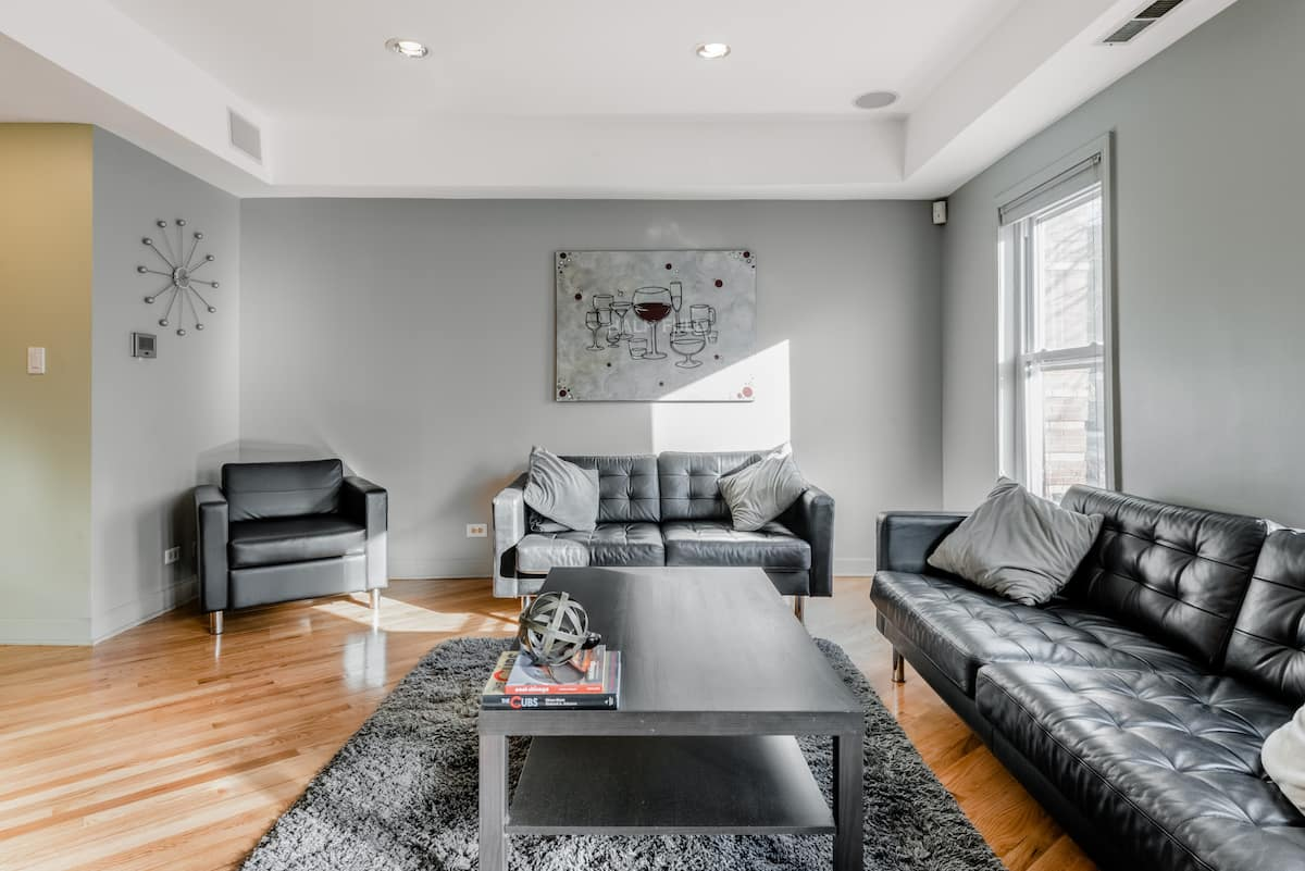 Stunning and Spacious Lincoln Park Home Allows Your Group to Live Like Locals