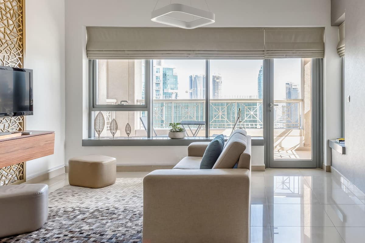 High-rise Retreat in the Middle of Downtown Dubai