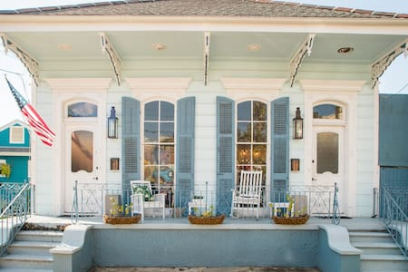 Bywater Beauty - Historic Renovation Featured on H G T V