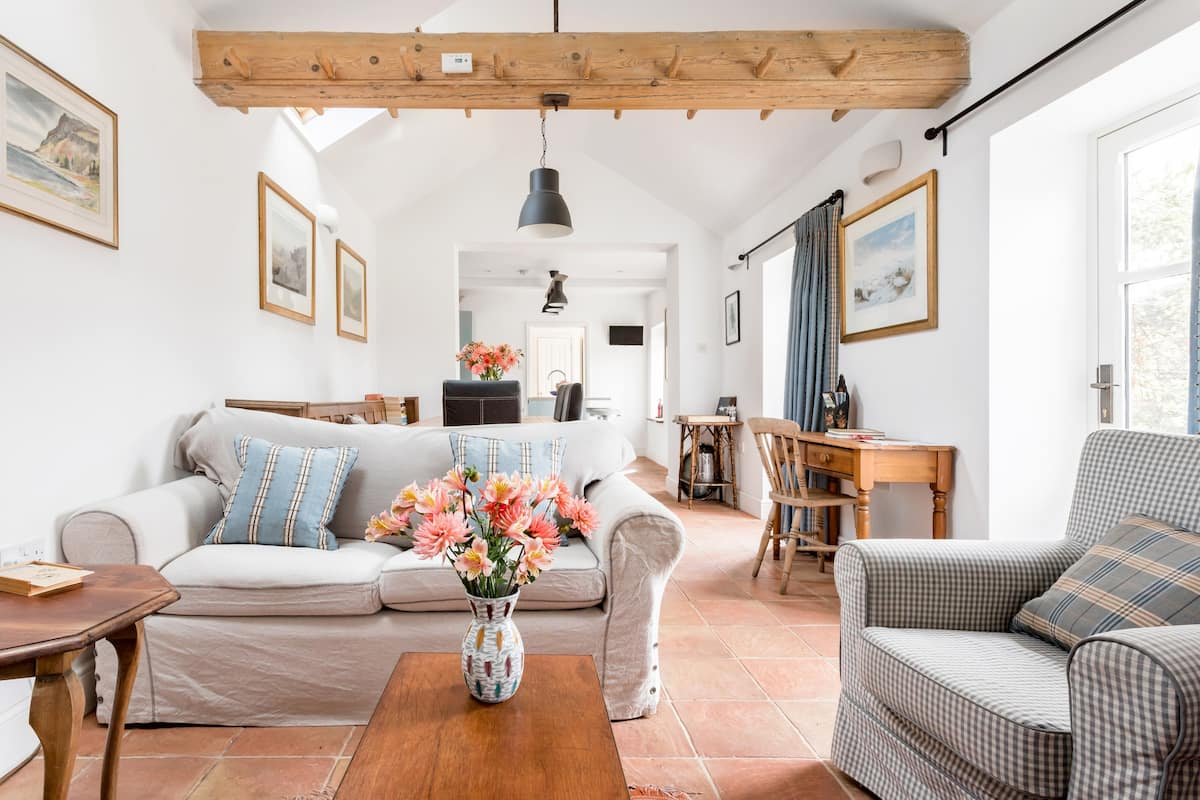 Peaceful Rural North Norfolk Staycation at the Old Laundry