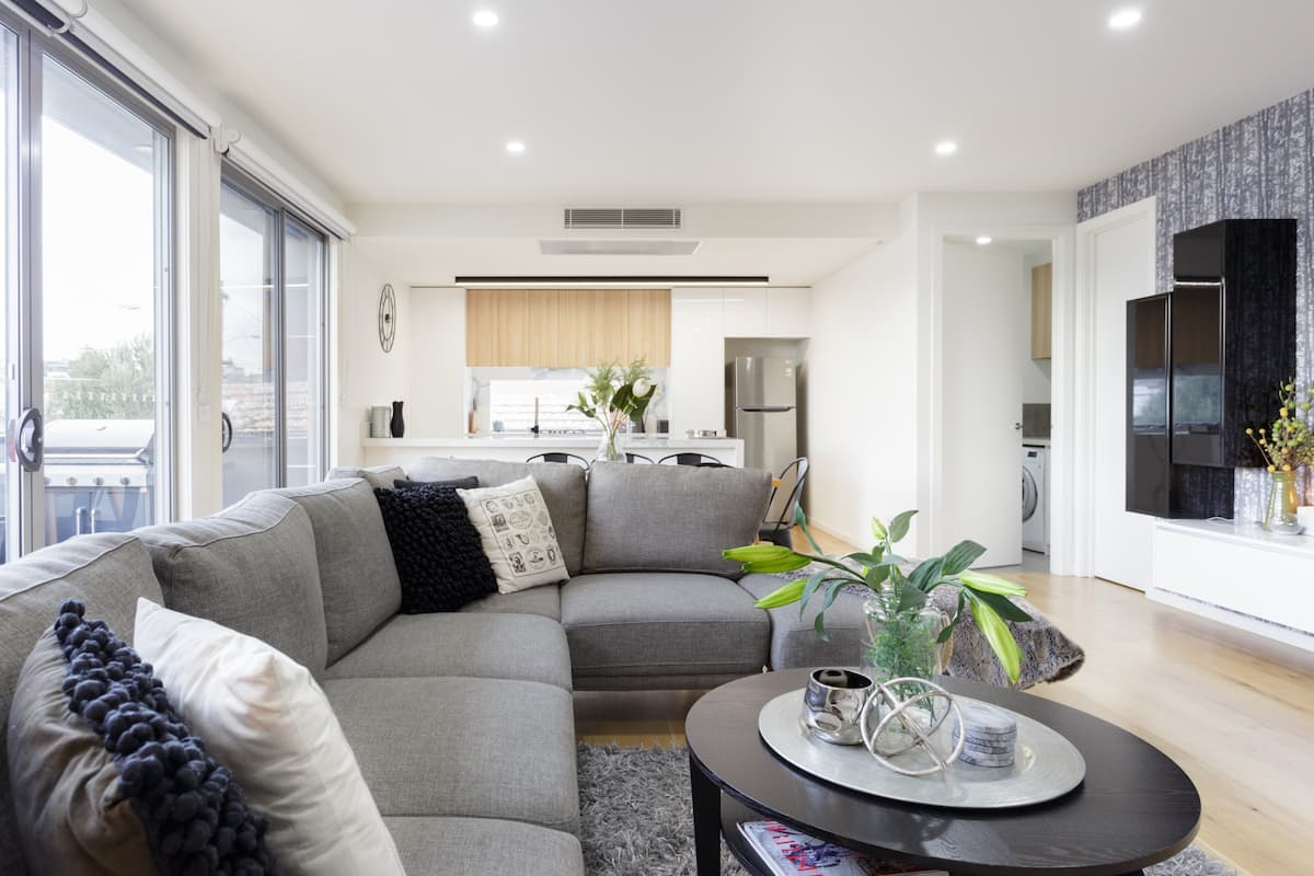 Ascot Vale Sophistication with Terrace and BBQ
