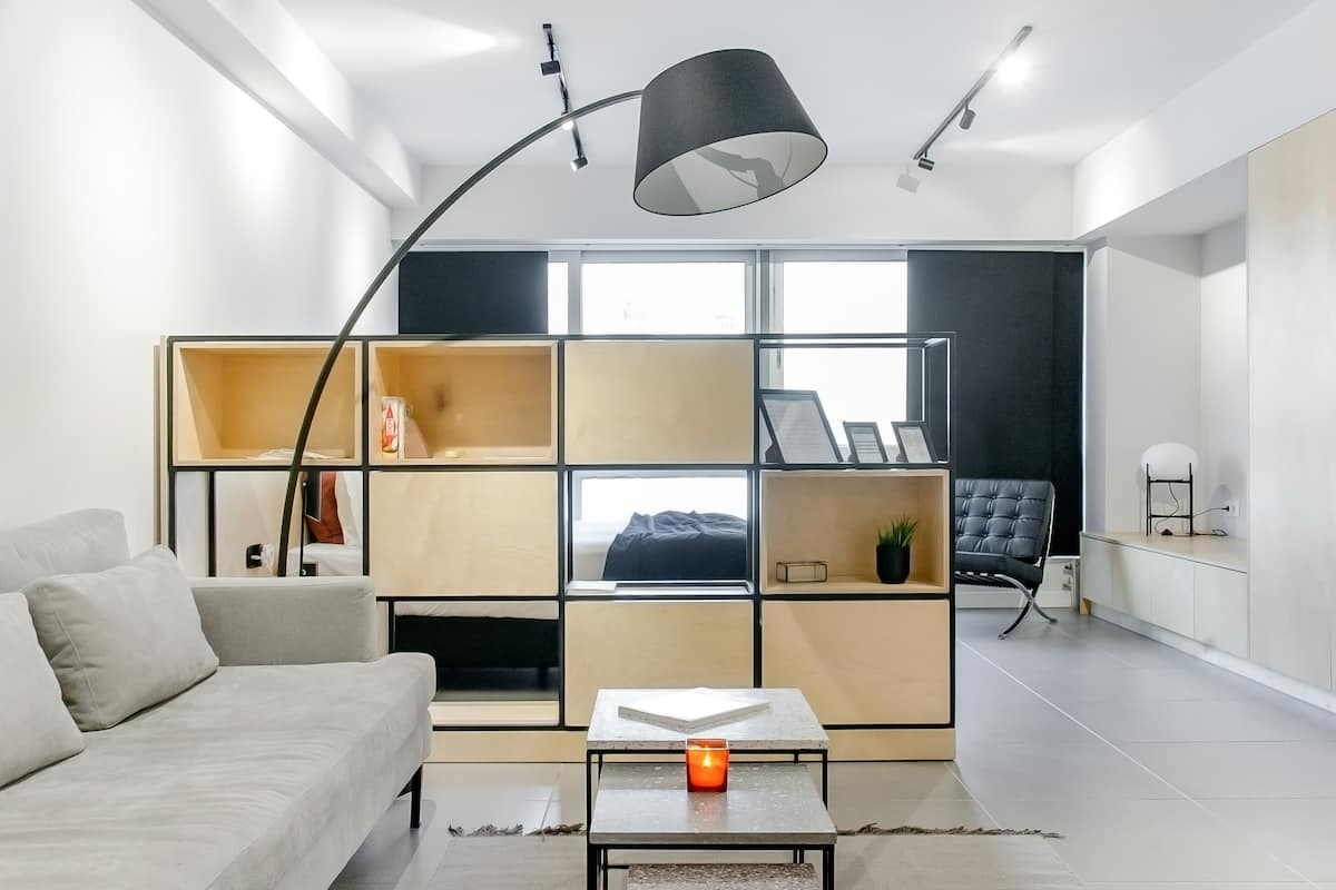 Soak up Contemporary Cool at a Sleek Ermou Street Abode